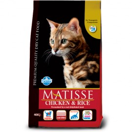 Matisse Adulto Pollo y arroz 10kg